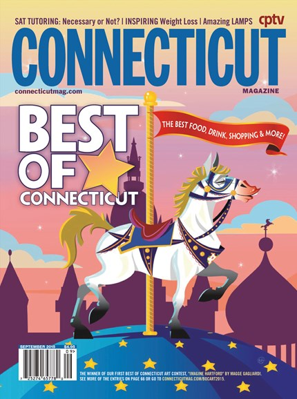 Connecticut Cover - 9/1/2015