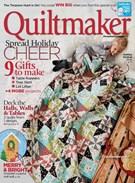 Quiltmaker Magazine 11/1/2017