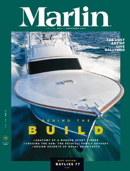 Marlin Cover - 11/1/2017