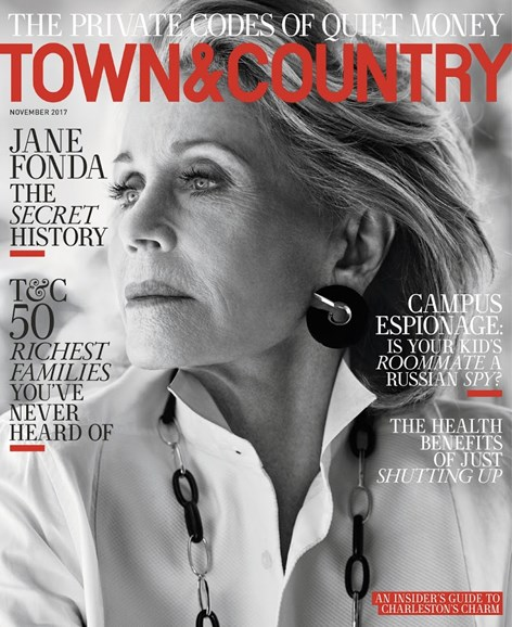 Town & Country Cover - 11/1/2017