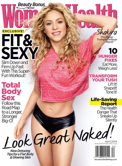 Women's Health Cover - 4/1/2014