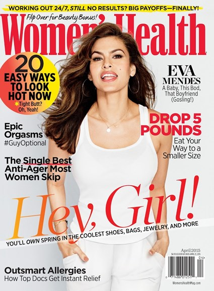 Women's Health Cover - 4/1/2015