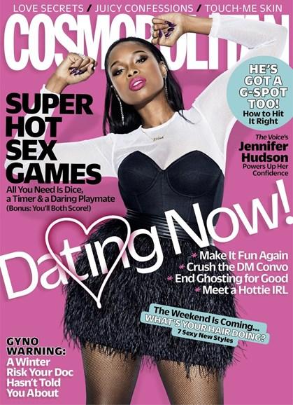Cosmopolitan Cover - 11/1/2017