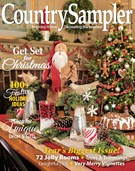 Country Sampler Magazine 11/1/2017