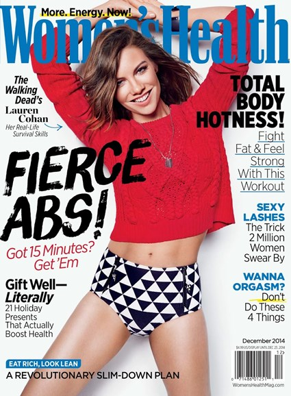 Women's Health Cover - 12/1/2014