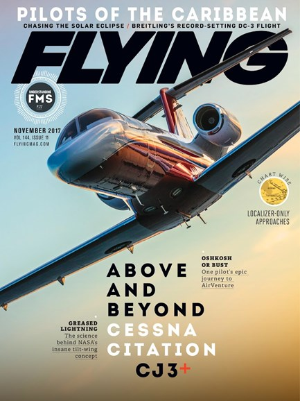 Flying Cover - 11/1/2017