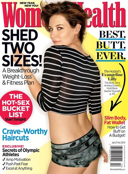 Women's Health Cover - 1/1/2014