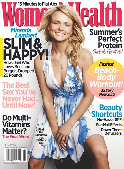 Women's Health Cover - 6/1/2014