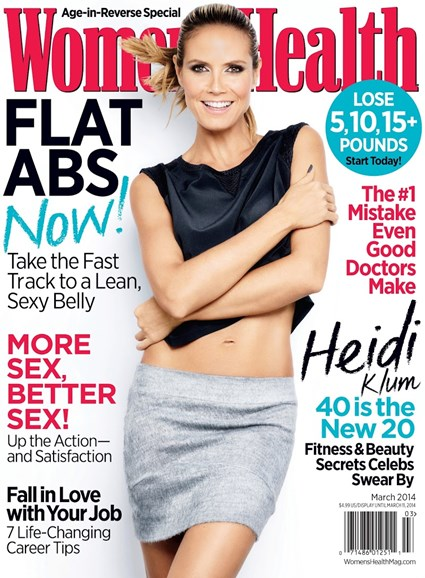 Women's Health Cover - 3/1/2014
