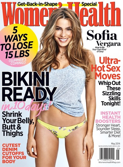Women's Health Cover - 5/1/2014