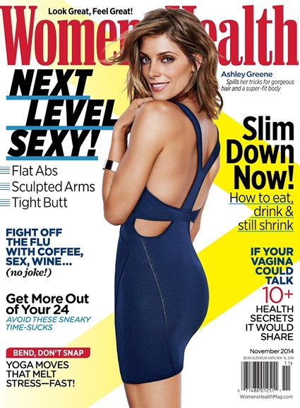 Women's Health Cover - 11/1/2014