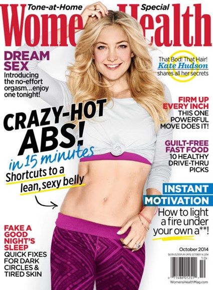 Women's Health Cover - 10/1/2014