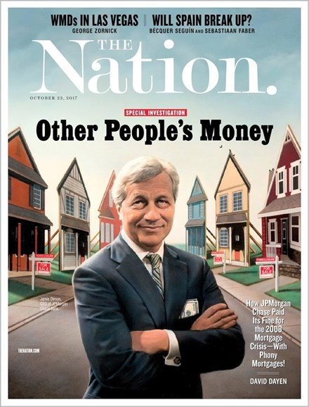 The Nation Cover - 10/23/2017