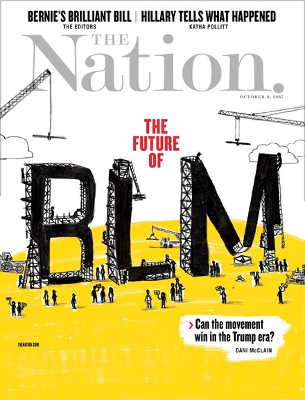The Nation Cover - 10/9/2017