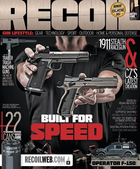 Recoil Cover - 7/1/2017