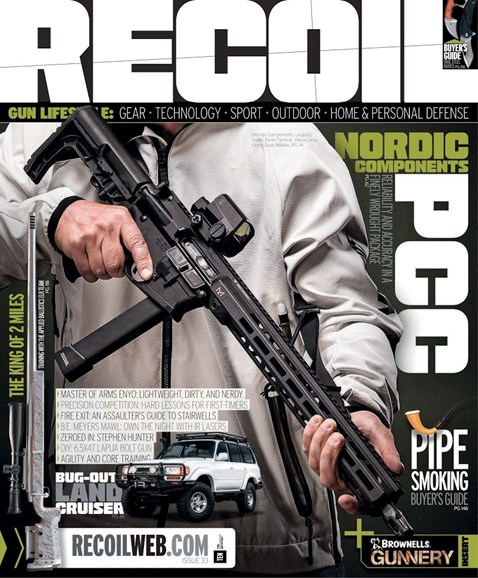 Recoil Cover - 11/1/2017