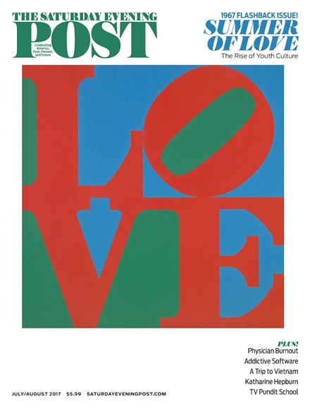 The Saturday Evening Post Cover - 7/1/2017