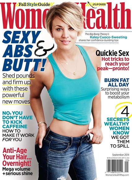 Women's Health Cover - 9/1/2014