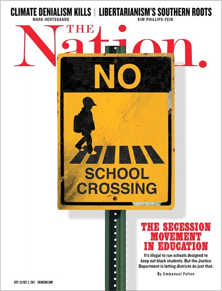 The Nation Cover - 9/25/2017