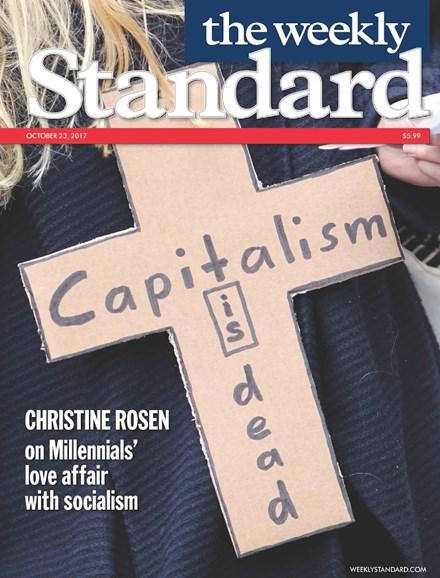 Washington Examiner Cover - 10/23/2017