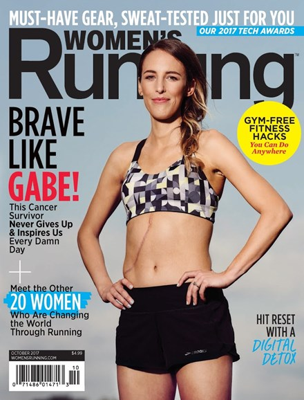Women's Running Cover - 10/1/2017