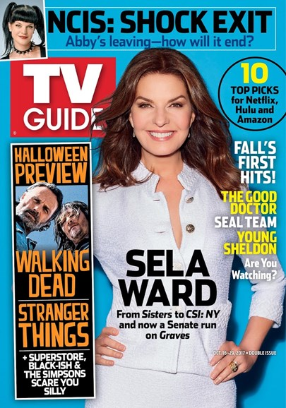 TV Guide Cover - 10/16/2017