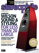 Stereophile 5/1/2016