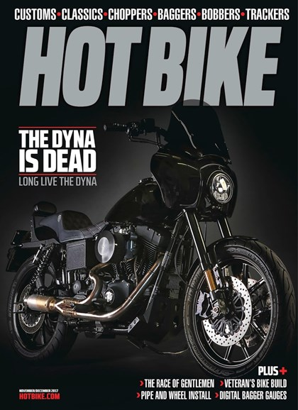 Hot Bike Cover - 11/1/2017