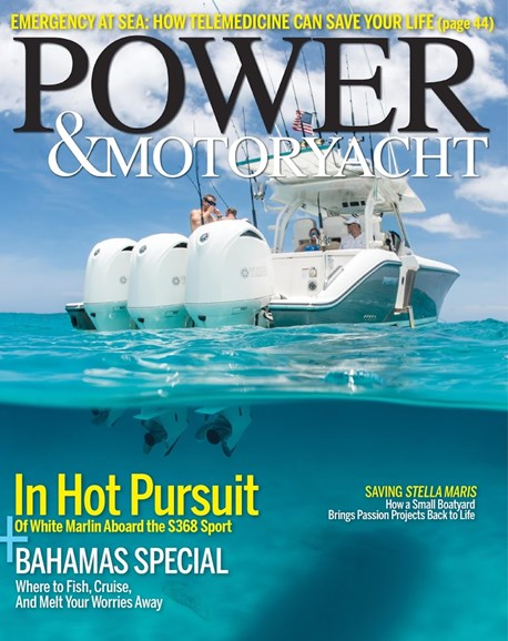 Power & Motoryacht Cover - 10/1/2017