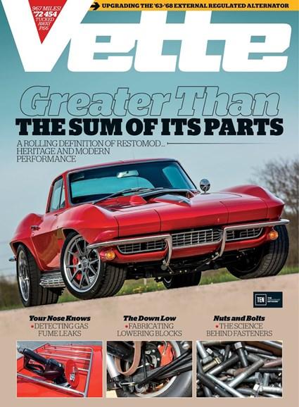 Vette Cover - 1/1/2018