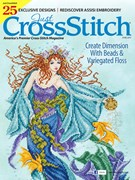Just Cross Stitch Magazine 5/1/2017