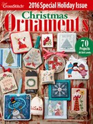 Just Cross Stitch Magazine 12/1/2016