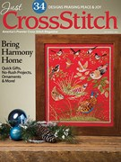 Just Cross Stitch Magazine 11/1/2016