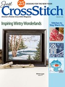 Just Cross Stitch Magazine 1/1/2016