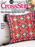 Just Cross Stitch Magazine 1/1/2015