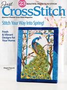 Just Cross Stitch Magazine 3/1/2015