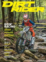 Dirt Rider | 11/2017 Cover