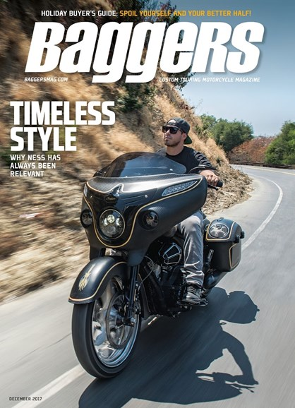 Baggers Cover - 12/1/2017