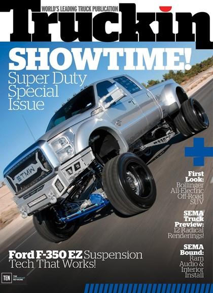 Truckin' Cover - 11/2/2017