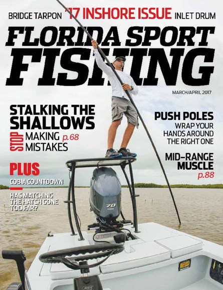 Florida Sport Fishing Cover - 3/1/2017