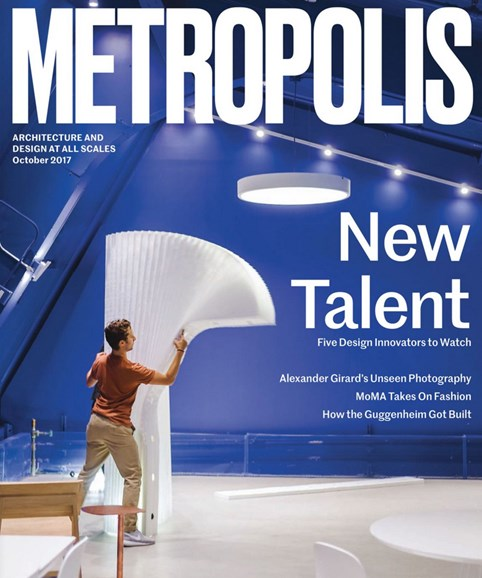 Metropolis Cover - 10/1/2017