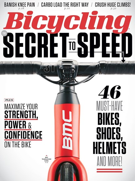 Bicycling Cover - 11/1/2017