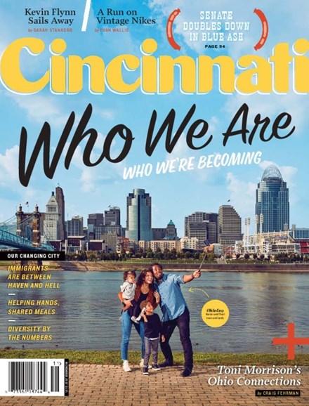 Cincinnati Cover - 11/1/2017