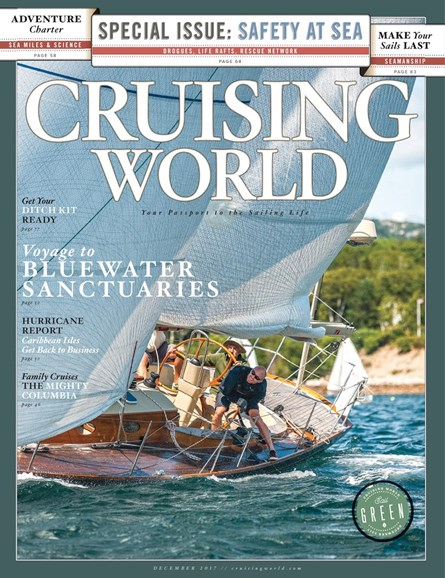 Cruising World Cover - 11/1/2017