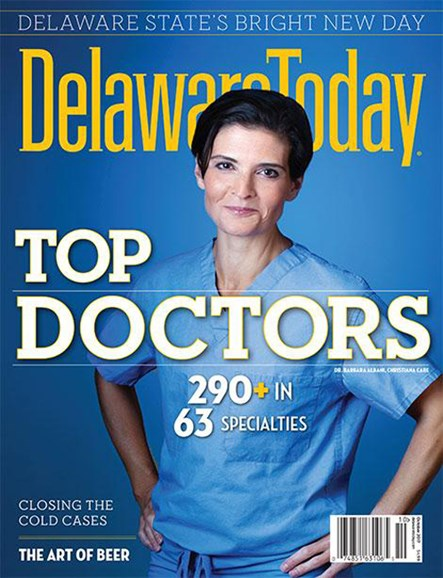 Delaware Today Cover - 10/1/2017