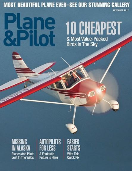 Plane & Pilot Cover - 11/1/2017