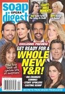 Soap Opera Digest Magazine 10/30/2017