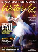 Watercolor Artist Magazine 11/1/2017