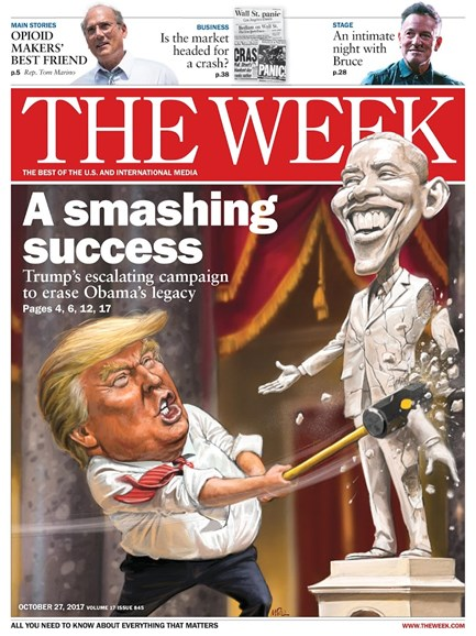 The Week Cover - 10/27/2017