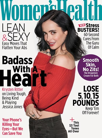 Women's Health Cover - 11/1/2017